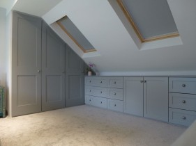 Some Ideas for utilising the Eaves Space in the Loft?