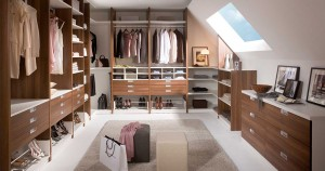 Dresser / Walk-in Wardrobe in your Loft Conversion