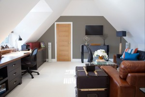 Home Office or Kids Playroom in your Loft Conversion?
